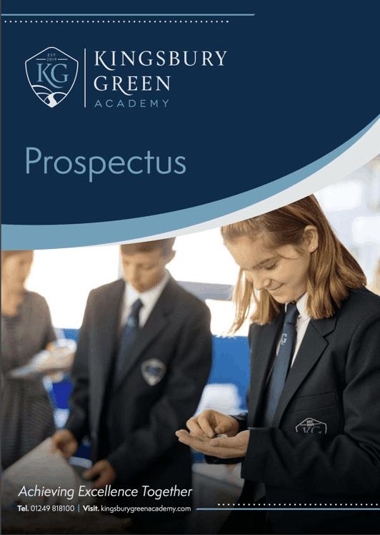 kingsbury green academy prospectus